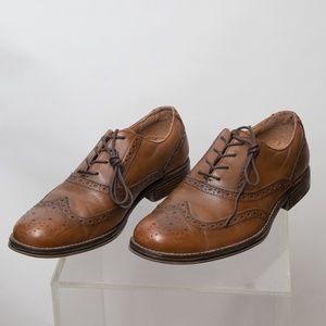 Dockers Wingtip Dress Shoes Size 9
